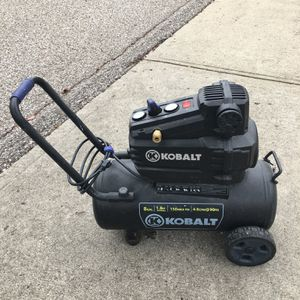 Air Compressor Cobalt for Sale in Pittsburgh, PA
