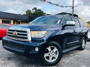 2008 Toyota Sequoia limited ~ FINANCING AVAILABLE- BAD CREDIT NO CREDIT for Sale in Tampa, FL