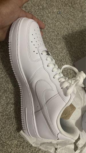 AIR FORCE 1's White for Sale in Tamarac, FL