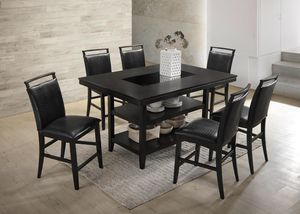 New 7pc. Dining Table Set for Sale in Austin, TX