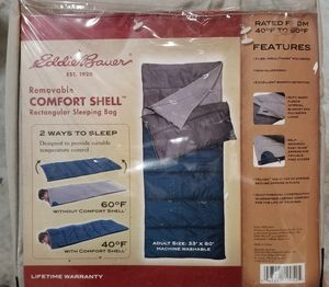 Eddie Bauer Sleeping Bag-Brand New- for Sale in Howell Township, NJ