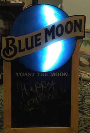 Light blue moon for Sale in San Diego, CA
