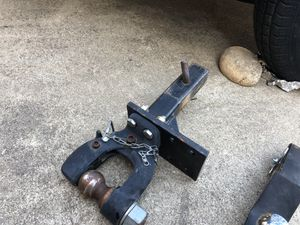 Pintle hitch for Sale in Valley Springs, CA
