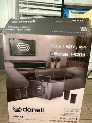 Home theater system for Sale in New York, NY