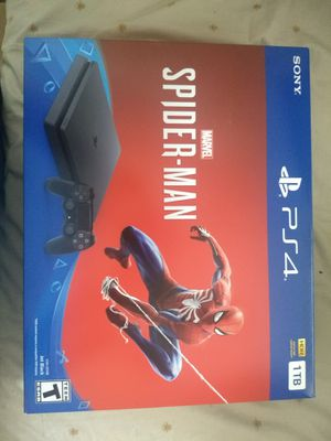 Spiderman PS4 bundle - Sold Out!!!! - Brand New for Sale in Austin, TX