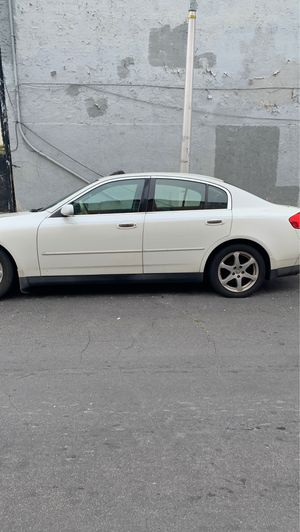 2003 Infiniti G35 for Sale in Baltimore, MD