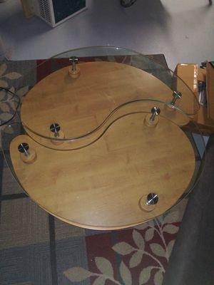 Yin yang coffee table for Sale in Niagara Falls, NY