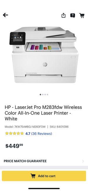 HP Laser Jet Pro for Sale in Annandale, VA