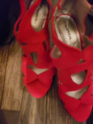 Size 7 High heel shoes $12.00 each for Sale in Arlington, TX
