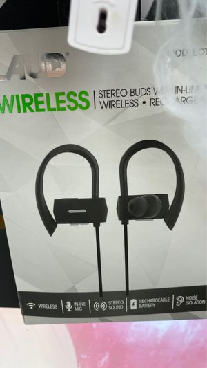 Wireless headphones for Sale in Conroe, TX