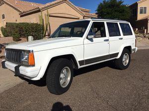 1991 Jeep Cherokee XJ for Sale in Phoenix, AZ