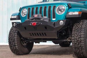 Jeep Wrangler JL front bumper for Sale in Corona, CA