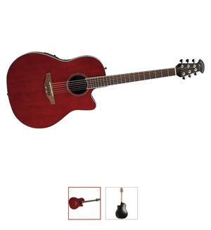 Ovation GC057 Celebrity Super Shallow Bowl Acoustic-Electric Guitar for Sale in Aventura, FL