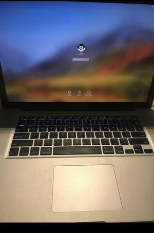MacBook Pro 15 mid 2012!!! 2.3 i7 8gb ram!!! 500gb hd for Sale in Brooklyn, NY