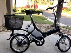 IZIP Via Mezzanine Hybrid Electric Folding Bicycle for Sale in San Diego, CA