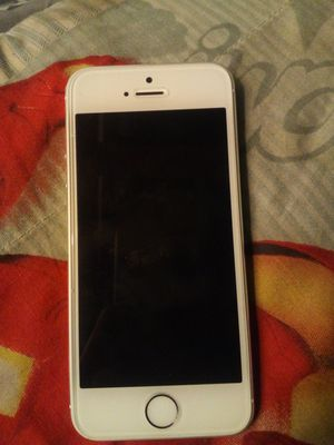 iPhone 5 Silver for Sale in Detroit, MI