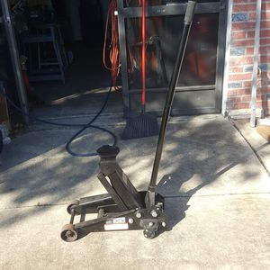Craftsman 3 Ton Floor Jack for Sale in Holiday, FL
