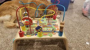 Alex Jr. Wood Toy for Sale in Seattle, WA