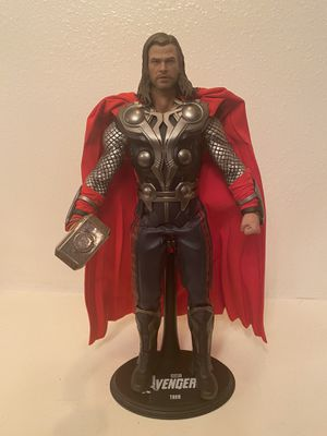 The Avengers Thor Hot Toys figure Disney for Sale in Las Vegas, NV