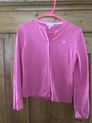 Lily Pulitzer Pink Cardigan for Sale in Maitland, FL