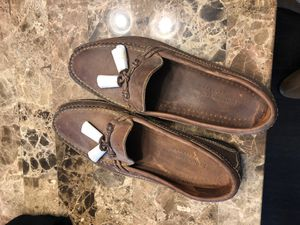 Johnson & Murray Never worn boat shoes 10.5 for Sale in Grosse Pointe Park, MI
