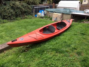 Perception aurora tandem kayak for Sale in Vancouver, WA