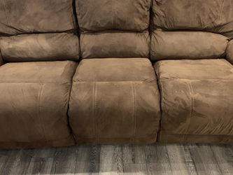 3 Piece Microfiber Suade Living room Furniture for Sale in Magnolia,  TX