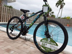 NEW 26INCH MOUNTAIN BIKE for Sale in North Miami, FL