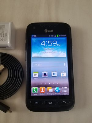 Samsung Galaxy Rugby Pro SGH- unlocked 16gb for Sale in Annandale, VA