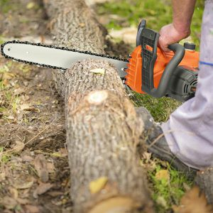 16-inch Electric Chain Saw with Automatic Oiling for Sale in Wildomar, CA