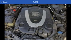 07 Mercedes clk 550 for parts for Sale in Orlando, FL