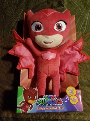 Sing and Talk Owlette for Sale in Elizabethtown, PA