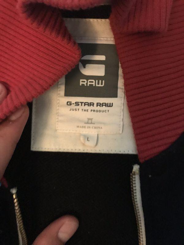 "G star Raw ""Varsity sweater """