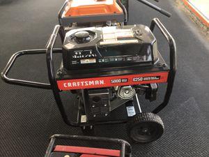 Craftsman Generator for Sale in Kansas City, MO