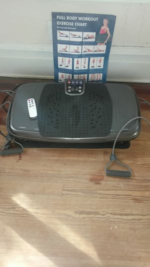 Rock Solid Exercising Machine for Sale in Jacksonville, FL