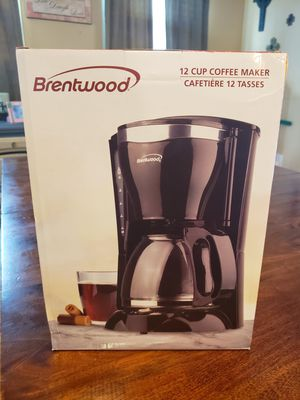 Brentwood coffee maker for Sale in Silver Spring, MD