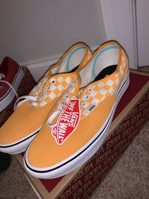 mens vans size 10.5 for Sale in Fuquay-Varina, NC