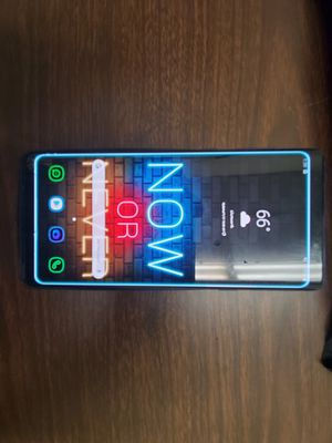 Samsungnote9 256 gb for Sale in Los Angeles, CA