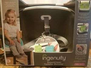 Toddler Booster Seat for Sale in Edmonds, WA