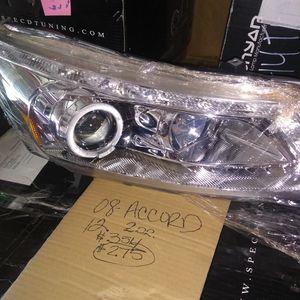 08-12 Honda Accord headlights for Sale in Rancho Cucamonga, CA