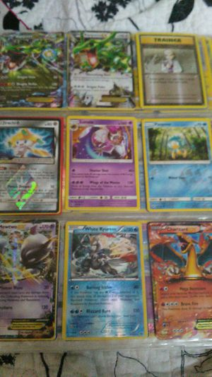 Pokemon Over thousand cards and energys po for Sale in Durham, NC