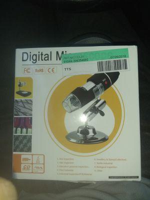 Digital microscope/ camera u for Sale in Las Vegas, NV