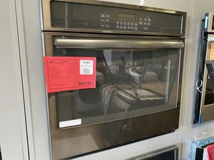 New Black Stainless GE Wall Oven..1 Year Manufacturer Warranty Included for Sale in Gilbert, AZ