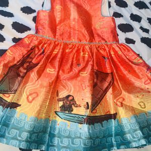 Moana Disney dress for Sale in Los Angeles, CA