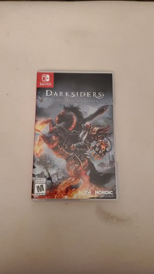 darksiders warmastered edition for Sale in Hialeah, FL