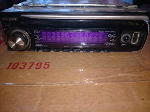 Kenwood cd player for Sale in Appleton, WI