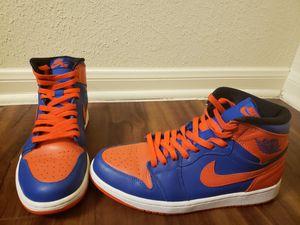 Jordan retro 1 Knicks size 9 for Sale in Austin, TX