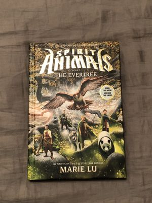Spirit Animals Book 7 The Evertree Hardcover for Sale in Fort Worth, TX