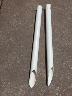 PVC Beach Rod Holders for the Sand for Sale in East Wenatchee, WA
