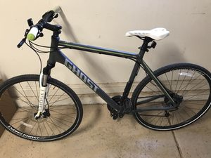 REI GHOST Bike Hybrid . Sold exclusively at REI, just bought 3 years ago and in excellent condition. Cost was $900 plus tax. for Sale in Denver, CO